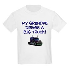 My Grandpa drives... Ash Grey T-Shirt T-Shirt