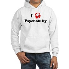 Psychobilly music Jumper Hoody