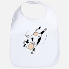 Mooviestars - Breakdancing Cow Bib