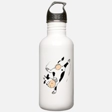 Mooviestars - Breakdancing Cow Water Bottle