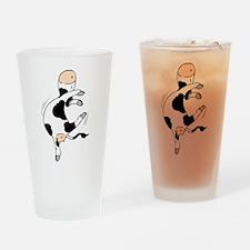 Mooviestars - Ballet Cow Drinking Glass