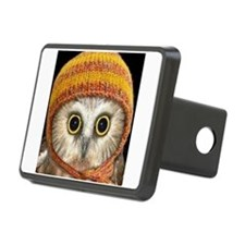 Baby Owl Hitch Cover