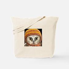 Baby Owl Tote Bag