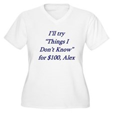 Things I dont know.jpg T-Shirt