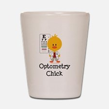 Cute Optometrist Shot Glass