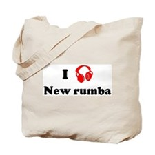New rumba music Tote Bag