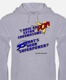 Extra Super Power Hoodie