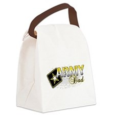 Army Dad Canvas Lunch Bag