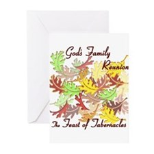 Feast of Tabernacles 2008 Greeting Cards (Pk of 10