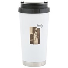 Funny Nursing School Travel Mug