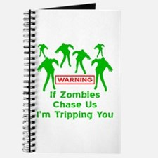 If Zombies Chase Us Journal