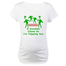 If Zombies Chase Us Shirt