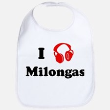 Milongas music Bib