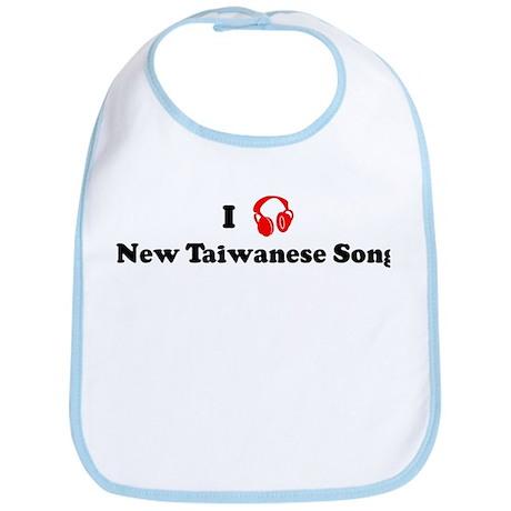 New Taiwanese Song music Bib