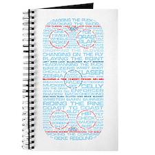 Hockey Rink Typography Design Journal