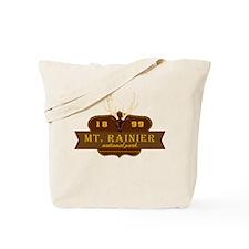Mt. Rainier National Park Crest Tote Bag