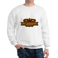 Mt. Rainier National Park Crest Sweatshirt