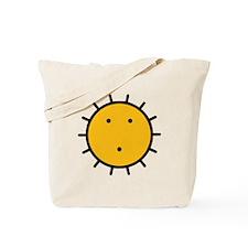 Kwakiutl Sun Tote Bag