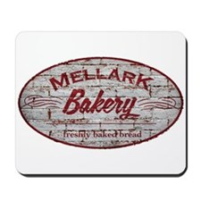 Hunger Games Mellark Bakery Distressed Logo Sign M