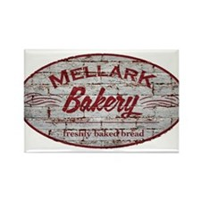 Hunger Games Mellark Bakery Distressed Logo Sign R