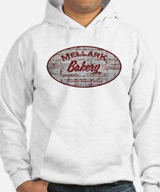 Hunger Games Mellark Bakery Distressed Logo Sign H