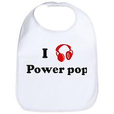 Power pop music Bib