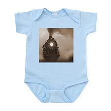 Christmas Train 1 Infant Bodysuit
