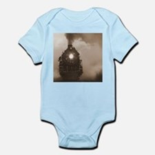 Christmas Train 1 Infant Bodysuit