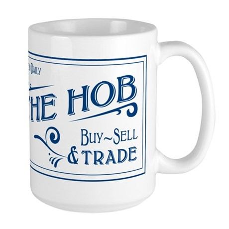 Hunger Games The Hob in District 12 Large Mug