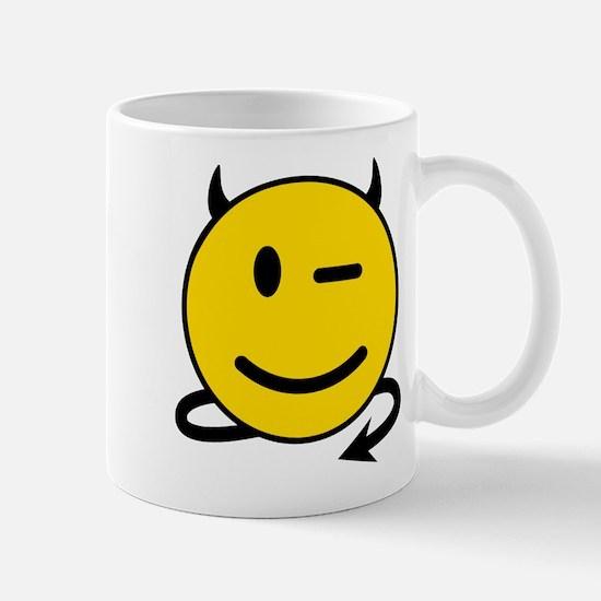 Smiley Devil Mug