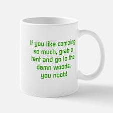 Noob Camping Mug