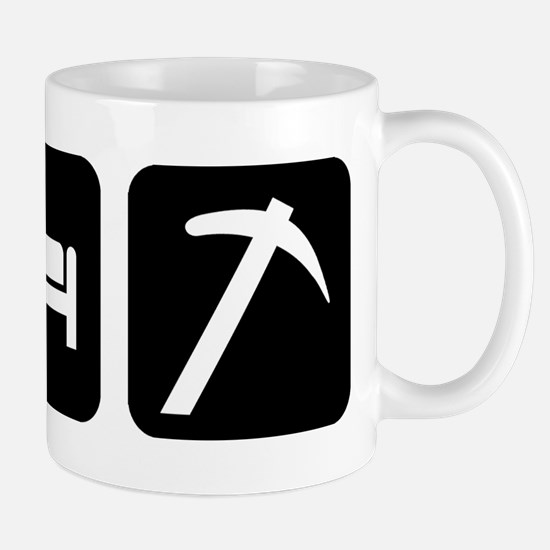 Eat Sleep Go Rockhounding Mug