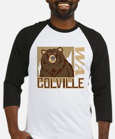 Colville Grumpy Grizzly Baseball Jersey