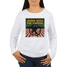 Down With The Capitol - Hunger Games T-Shirt