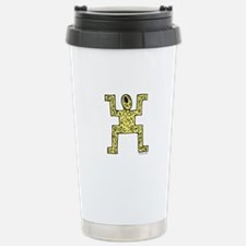 Monoexpliced Stainless Steel Travel Mug