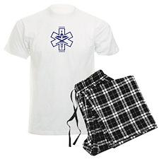 Trauma Junkies Star of Life Pajamas
