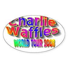 charlie waffles.jpg Decal