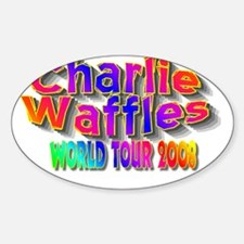 charlie waffles.jpg Decal