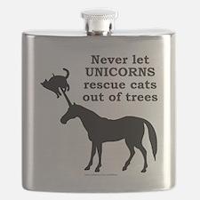 Cool Unicorn Flask