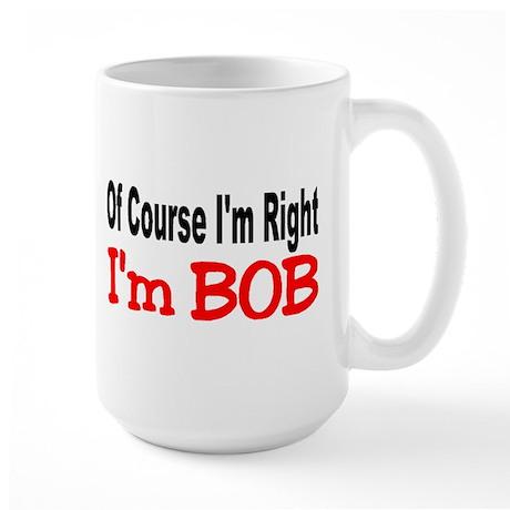 Right Bob Mugs
