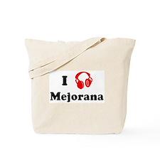 Mejorana music Tote Bag