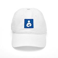 Breast Feeding Icon Baseball Cap