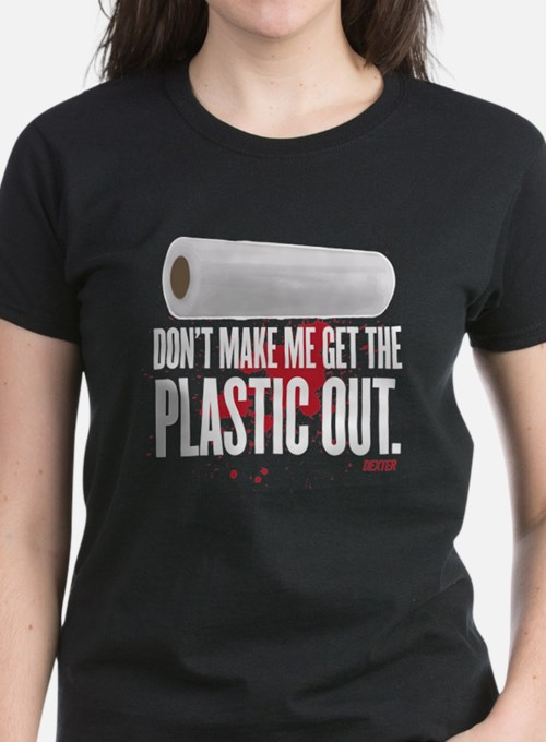 Get The Plastic Out Tee
