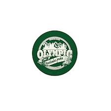 Olympic Old Circle Mini Button