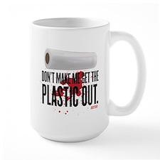 Get The Plastic Out Mug