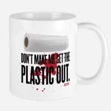 Get The Plastic Out Mug