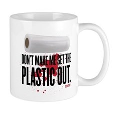 Get The Plastic Out Small Mugs