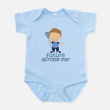 Future Lacrosse Star Boys Infant Bodysuit
