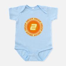 Deuce #2 Infant Bodysuit