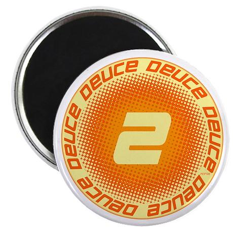 """Deuce #2 2.25"""" Magnet (10 pack)"""